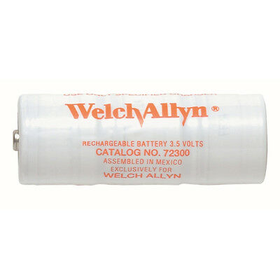 New Genuine Welch Allyn 3.5V Nicad Rechargeable Battery #72300