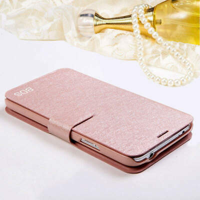 Luxury Slim Wallet Magnetic Leather Flip Case Cover For iPhone SE 5 6S 7 7 Plus