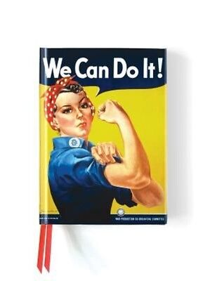 We Can Do It! Poster (Foiled Journal) by (English)