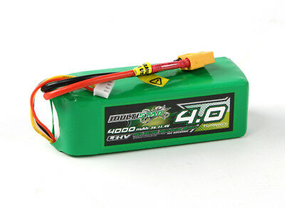 RC Multistar LiHV High Capacity 4000Mah 3S Multi-Rotor Lipo Pack