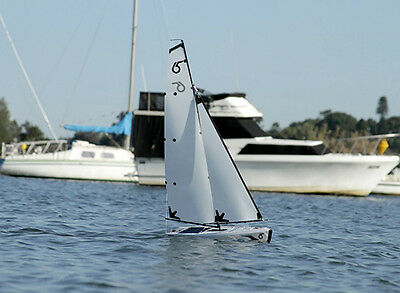 RC HydroPro Affinity RG65 Racing Yacht (Plug and Play)
