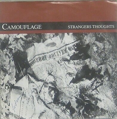 Camourflage  Strangers thoughts