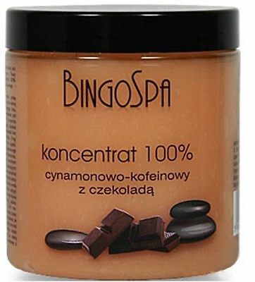 BingoSpa Cinnamon & Caffeine Slimming Concentrate with Chocolate 250g
