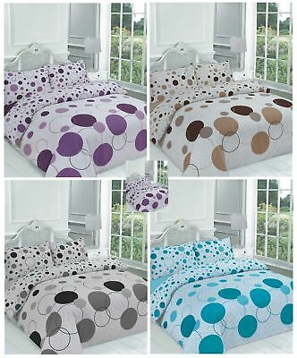 Noah Duvet Cover with Pillow cases Quilt Cover Bedding Set Single Double King