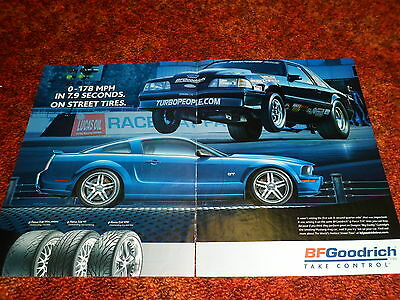 2006 FORD MUSTANG GT BF GOODRICH #2 article / ad