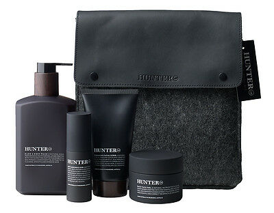 NEW The Complete Armoury skincare set by Hunter Lab