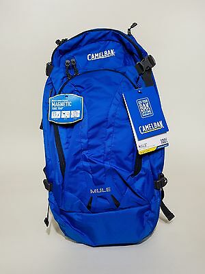 Camelbak Mule 100 oz Hydration Pack - Imperial Blue / Charcoal
