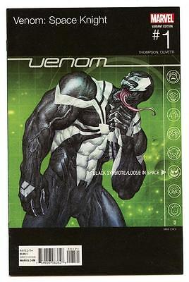 Venom: Space Knight #1 (2016) Marvel NM/NM- Hip-Hop Variant