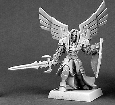 Reaper Miniatures General Matisse,Overlords Warlord #14267 Overlords Unpainted