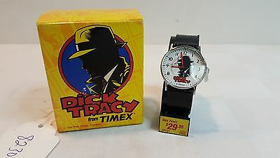 Dick Tracy Timex wrist watch by Walt Disney MIB