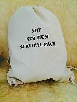 The New Mum Survival Pack