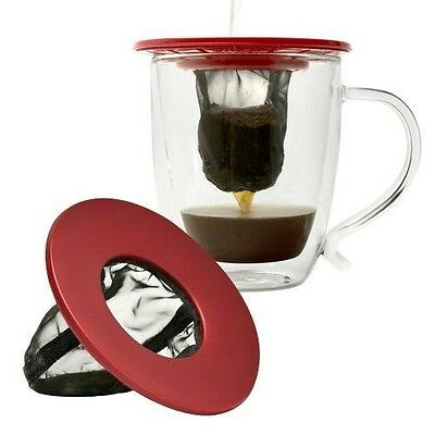 Primula Single Serve Coffee Brew Buddy  Nearly Universal Fit  Ideal for Travel