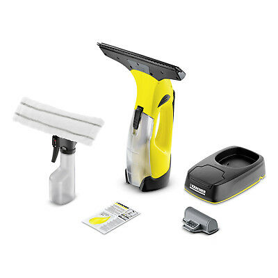 Karcher Wv 5 Plus Nsck Rechargeable Window Vac Cleaner,tiles 2 X Batteries