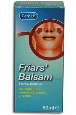 Care Friars Balsam - 50 Ml