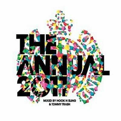 Ministry Of Sound The Annual 2011 - CD Album NEW