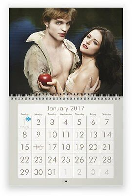TWILIGHT 2017 Wall Calendar