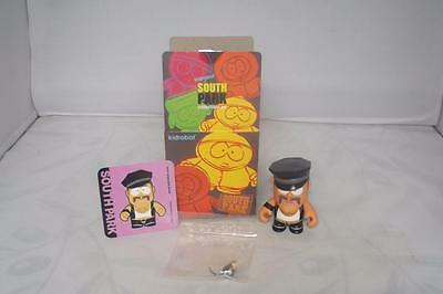 Kidrobot Series 1 South Park Mr Slave  Boxed With Card/accessory   Uk Seller