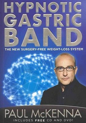 The Hypnotic Gastric Band by Paul McKenna Paperback Book (English)