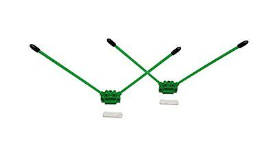 Multicopter Supply 45 and 90 Degree Rx Antenna Tube Mounts for Rc Cars,