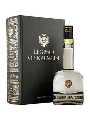 Legend of Kremlin Premium Russian Vodka 700ml