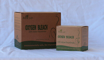 Oxygen Bleach 1.5kg - FREE FREIGHT - ECO Bleach - Environmentaly Friendly