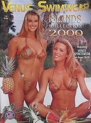 ISLANDS COLLECTION 2000 VENUS Swimwear Catalog