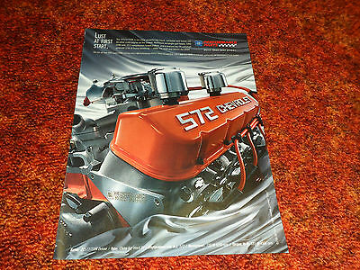 2006 CHEVROLET ZZ572 720R ENGINE article / ad