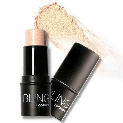Original Women Sleek Makeup Face Contour Kit Highlighter Shimmer Cream Powder
