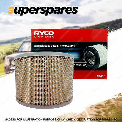 Ryco Air Filter A340 for Toyota Land Cruiser 40 60 70 80 Series 69-07