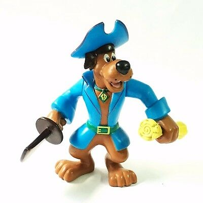 Scooby Doo Captain Scooby 3In. in the Pirate Fort Mega Set figure QA379