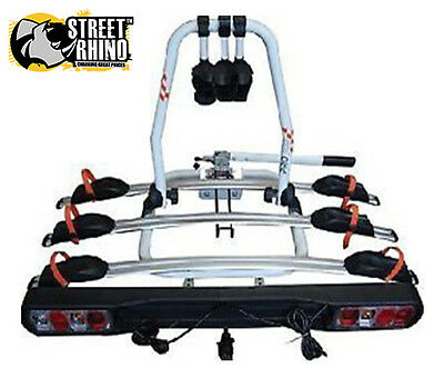 VW Transporter T5 Cycle Porter Titan III Body Mounted Bike Carrier