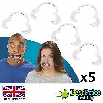 5 x Extra Replacement Hard To Speak Mouth Mouthpieces For Board Game *OUT NOW