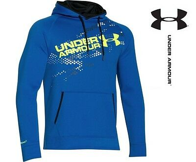 Men's Under Armour Storm Armour Fleece Graphic Hoodie Traning Hoodie 1270595-907
