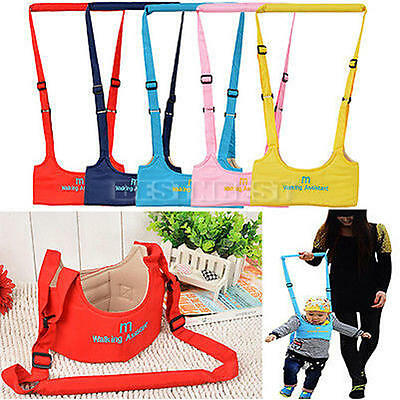 Baby Toddler Walk Assistant Infant Carry Walking Wings Belt Safety Harness Strap