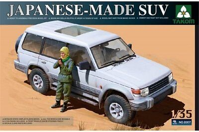 Takom TAKO2007 1/35 Japanese-Made SUV