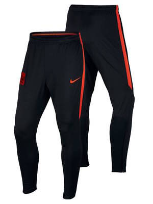 Manchester City Nike Track Pants Hose Schwarz Training 2016 17
