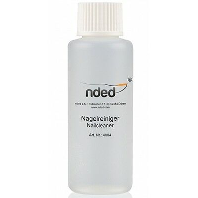 Nded Gel and Acrylic Nourishing Nail Cleaner 100ml