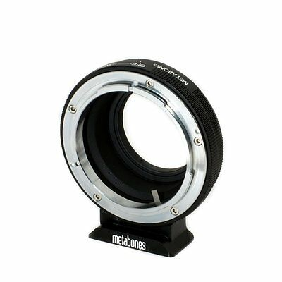 Metabones Canon FD Lens to Micro Four Thirds Adapter