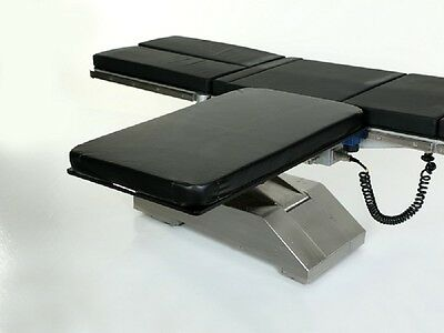 """MCM318 Minor Procedure Carbon Fiber Hand Surgical Table w/2"""" Thick Pad"""