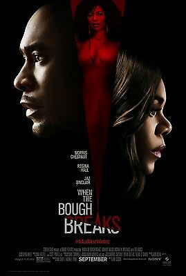 "WHEN THE BOUGH BREAKS ""B"" 11x17 PROMO MOVIE POSTER"