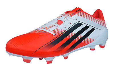 adidas RS7 Pro TRX FG 4.0 Mens Rugby Boots - Solar Red - M25649 See Sizes
