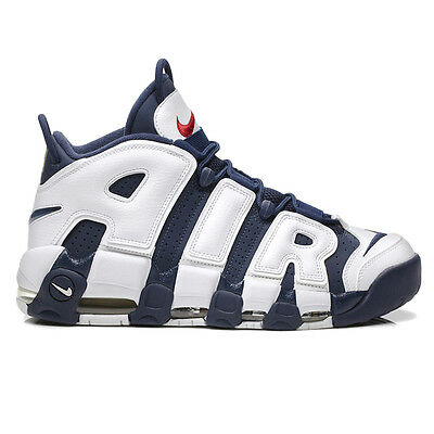 """NIKE Scarpe UOMO Shoes """"Air More Uptempo"""" NEW Sneakers NUOVE Mens PIPPEN Basket"""