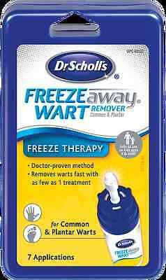 Dr.scholls Freeze Away Wart Remover Treatment - 1.18 Oz
