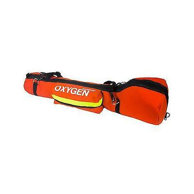 Padded First Responder Ems Oxygen O2 Carry Pack For E Cylinder Tank And Extra's