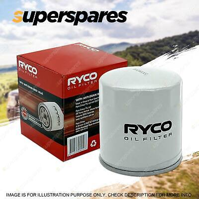 Ryco Oil Filter For Mercedes Benz C63 W204 CL63 C216 CLK63 A209 C209 CLS63 W219