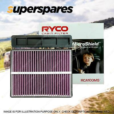 Ryco Cabin Air Pollen Filter Microshield for Ford Territory SX SY SZ 04-ON