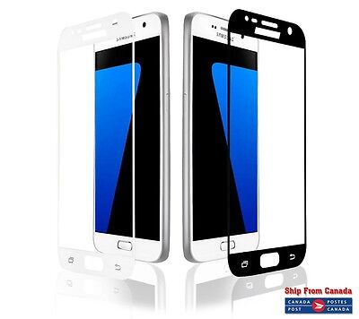 Premium Tempered Glass Screen Protector for Samsung Galaxy S7 (2016 Release)