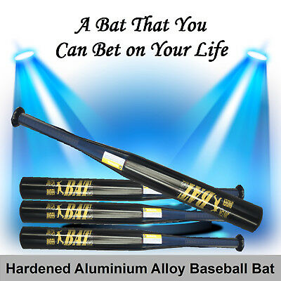 Outdoor Sports 60cm 75cm Aluminum Alloy Baseball Bat Racket Softball
