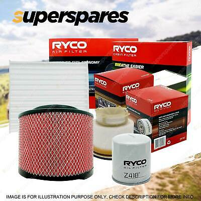 Ryco 4x4 Filter Service Kit RSK2C for Toyota Hilux KUN16R 26R 05-ON