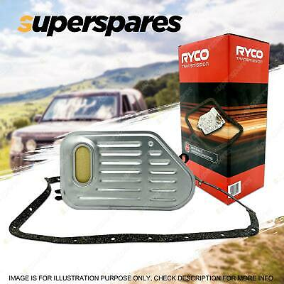 Ryco Automatic Transmission Filter Kit for Holden Commodore VL 3.0 1986-1988